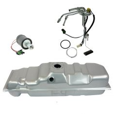 Fuel Tank w/ Sending Unit & Ext Fuel Pump Kit GM Diesel