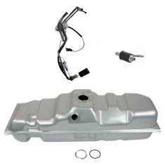 Fuel Tank w/ Sending Unit & Ext Fuel Pump Kit GM 25 Gal Diesel