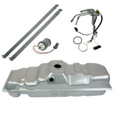 Fuel Tank w/ Sending Unit & Ext Fuel Pump Kit GM Diesel 8' Bed