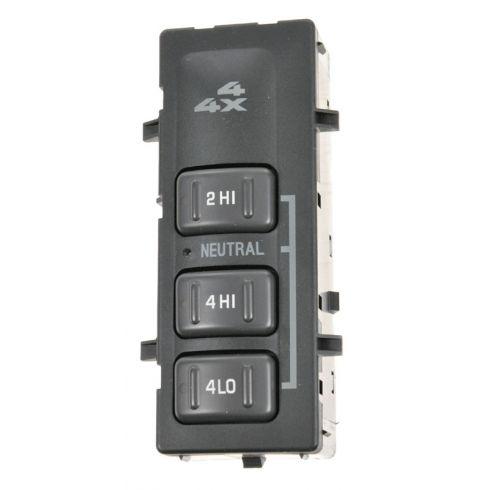 Dash Mounted 4 Wheel Drive Switch