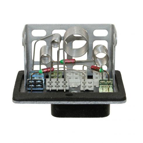 91-05 GM Mid & Full Size SUV AC DELCO Blower Motor Resistor 15-71991