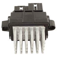 07 IC Corp 3200; 02-17 Intrntnl (5 & 2 Terminal) Htr Blower Mtr Speed Resistor (w/ID 351321621) (DM)