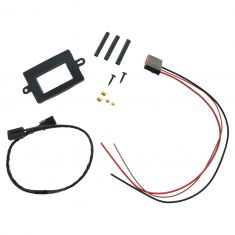 99-04 Jeep Grand Cherokee w/ATC Blower Motor Resistor Wiring Harness Upgrade Kit (Mopar)