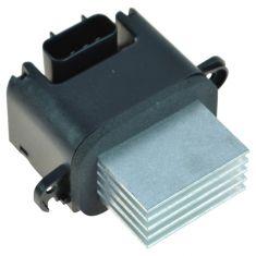 09-12 Nissan Titan; 09-12 Armada (w/5 Fin Heat Sink) Heater Blower Motor Control Module (Nissan)