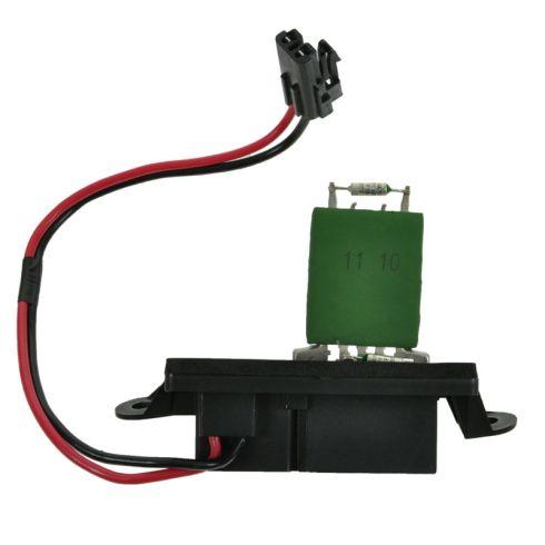 Blower Motor Resistor (2 Bolt Mounting)