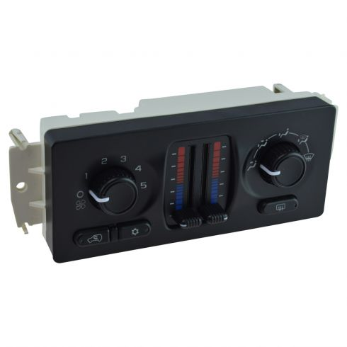 1AHCI00004-Front or Rear Heater & A/C Control