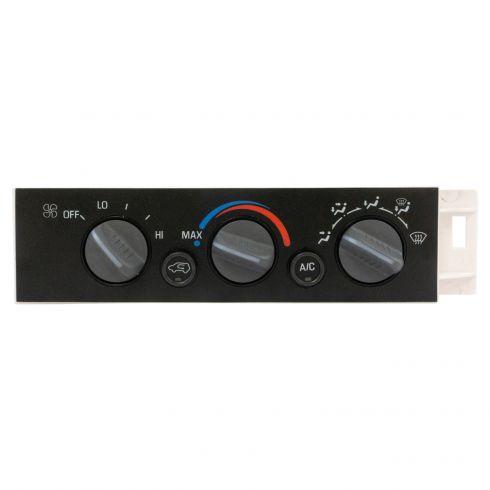 96-00 GM FS SUV; 96-02 FS PU (w/A/C) (w/o Rear Defrost) Dash Mtd Temp Control Module (Dorman)