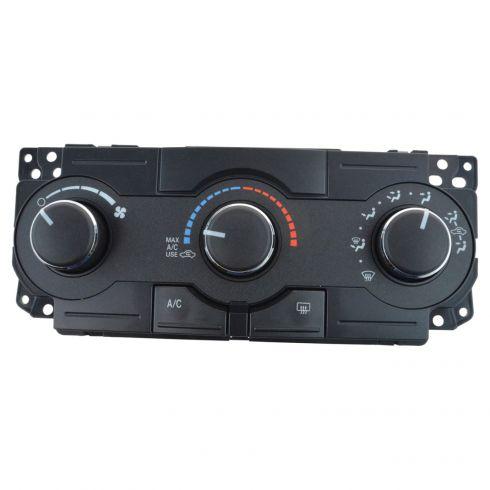 06-10 Dodge Charger, Magnum, Chrysler 300 (w/o Dual Zone & w/o ATC) A/C Heater Control Unit (Mopar)