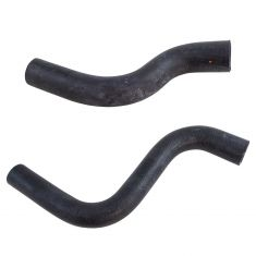 01-07 Dodge Chrysler Mini Van 3.3L 3.8L Upper & Lower Radiator Hose Pair