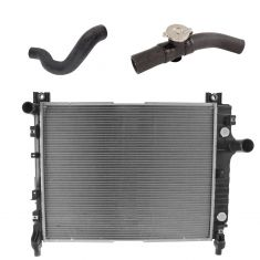 00-04 Dodge Dakota; Durango 4.7L Radiator & Hose Kit