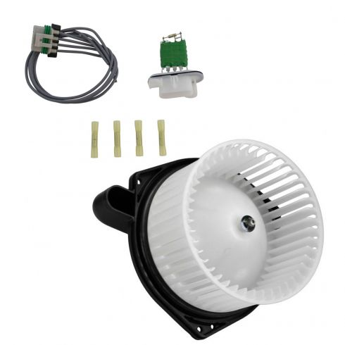 Heater Blower Motor & Resistor Kit