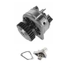 Engine Water Pump and Thermostat Assembly