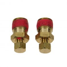 88-08 GM Multifit Coolant Bleeder Valve (Thermostat Mtd)