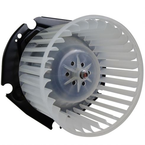 90-99 GM Heater and A/C Blower Motor with Fan Cage