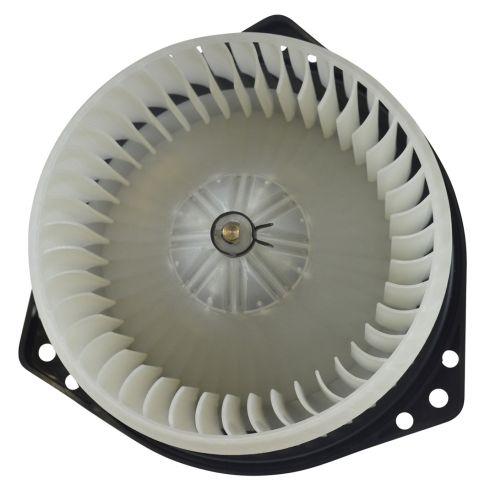 95-04 Nissan; 96-03 Infiniti Multifit Heater Blower Motor & Fan