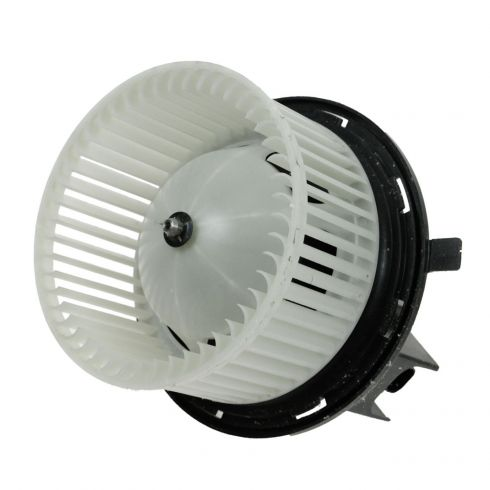 2002-07 Jeep Liberty; 2002-06 Wrangler Heater Blower Motor with Fan Cage