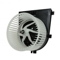2000-06 Audi TT;  1998-09 VW Multifit Heater Blower Motor w/Fan Cage