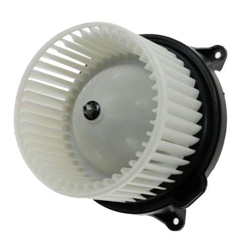 05-09 Nissan Frontier Pathfinder Xterra Heater Blower Motor w/Fan Cage