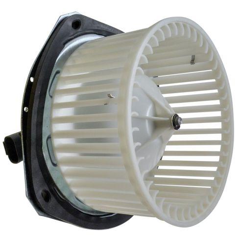 00-05 GM Multifit Heater Blower Motor w/Fan Cage