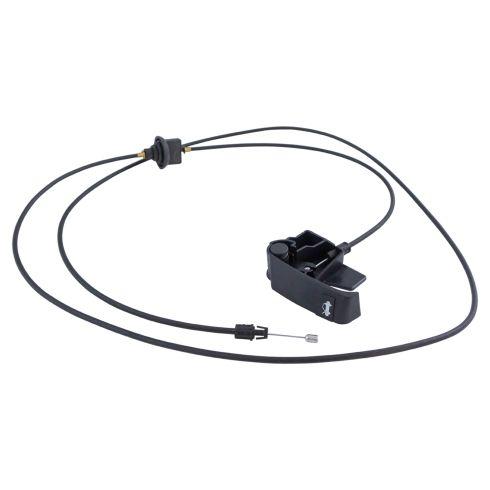 99-07 Silverado Sierra; 02 06 Avalanche Esc EXT; 00-06 Sub Yuk XL Hd Rel Cable & Handle