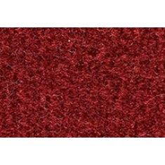 79-83 Nissan 280ZX Cargo Area Carpet 7039 Dk Red/Carmine