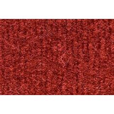1979 Chevy Corvette Cargo Area Carpet 835-Firethorn/Medium Red