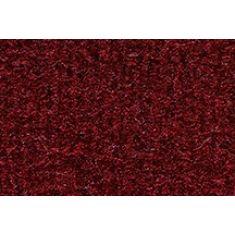 87-88 Chevrolet V10 Suburban Passenger Area Carpet 825 Maroon