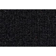 07-12 Chevrolet Suburban 2500 Passenger Area Carpet 801 Black