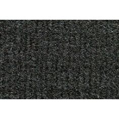 92-98 Gmc C2500 Suburban Passenger Area Carpet 7701 Graphite