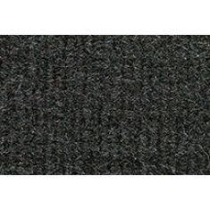 92-98 Gmc K1500 Suburban Passenger Area Carpet 7701 Graphite