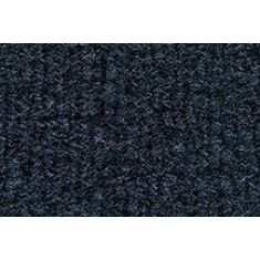 75-83 Ford E-100 Econoline Passenger Area Carpet 7130 Dark Blue