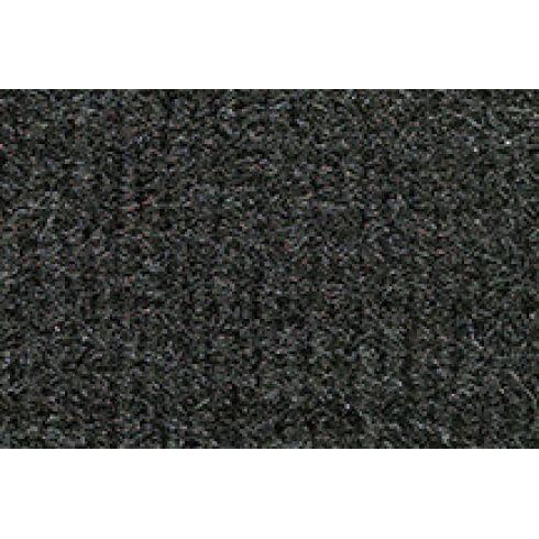 84-87 Honda CRX Passenger Area Carpet 7701-Graphite