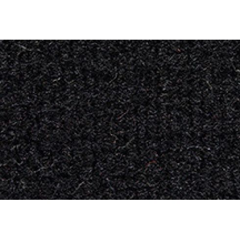 99-07 Ford F-350 Super Duty Complete Carpet 801 Black