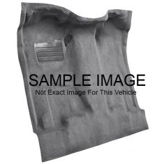 63-64 Ford Country Sedan Complete Carpet 01 Black