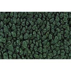 60-62 Ford Galaxie Complete Carpet 08 Dark Green