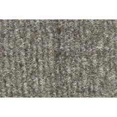 01-02 Chevrolet C3500 Complete Carpet 9779 Med Gray/Pewter
