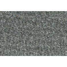 88-91 Toyota Corolla Complete Carpet 807 Dark Gray