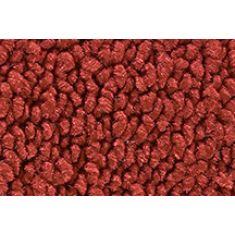 61-62 Chevrolet Bel Air Complete Carpet 41 Medium Red