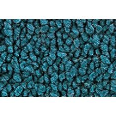 63-64 Oldsmobile Starfire Complete Carpet 17 Bright Blue