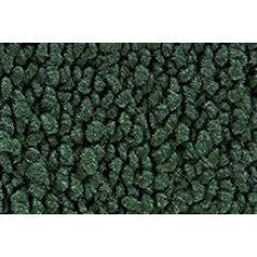 67-69 Plymouth Valiant Complete Carpet 08 Dark Green