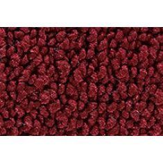 67-69 Plymouth Valiant Complete Carpet 13 Maroon