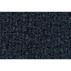 82-89 Buick Skyhawk Complete Carpet 7130 Dark Blue