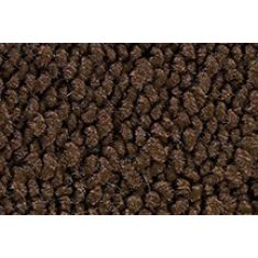 69-70 Ford Country Squire Complete Carpet 10 Dark Brown