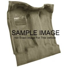 10-12 Ford Fusion Complete Carpet 7075 Oyster / Shale