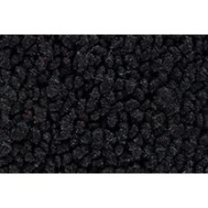 69-71 Jeep J-3800 Complete Carpet 01 Black