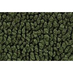 67-69 Pontiac Firebird Complete Carpet 30 Dark Olive Green