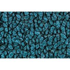 68-72 Buick Skylark Complete Carpet 17 Bright Blue