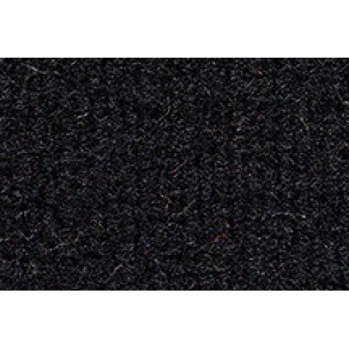 84-91 Ford E350 Van Complete Carpet 801-Black