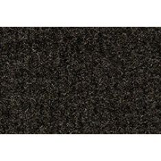 84-87 Toyota Corolla Complete Carpet 897-Charcoal