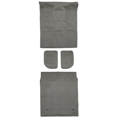 07-09 Chevy Suburban Complete Carpet 1251-Almond